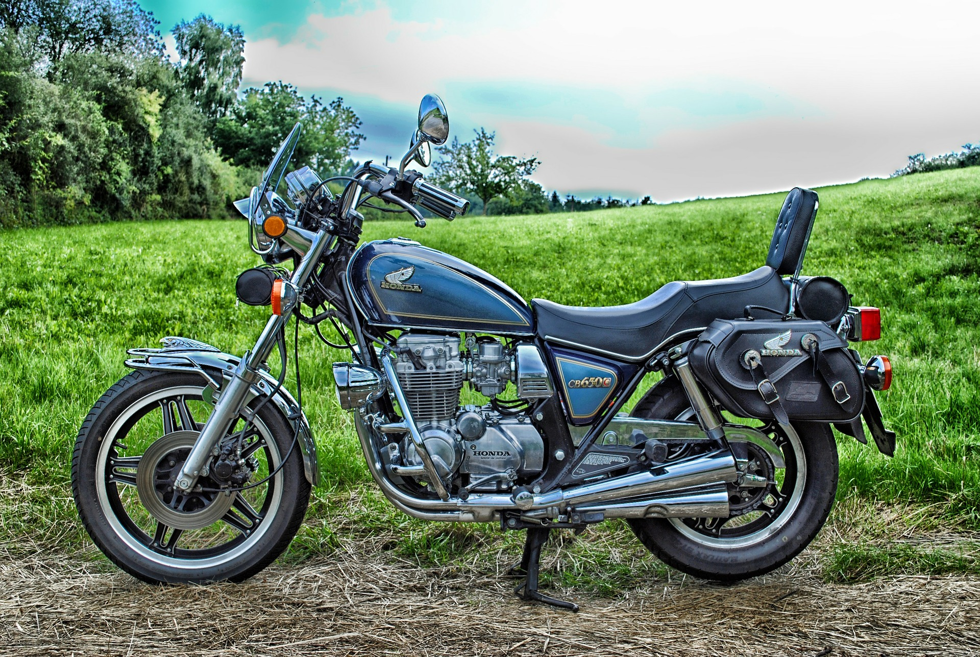 Motorcycle Storage | How to Store Your Motorcycle in Self Storage